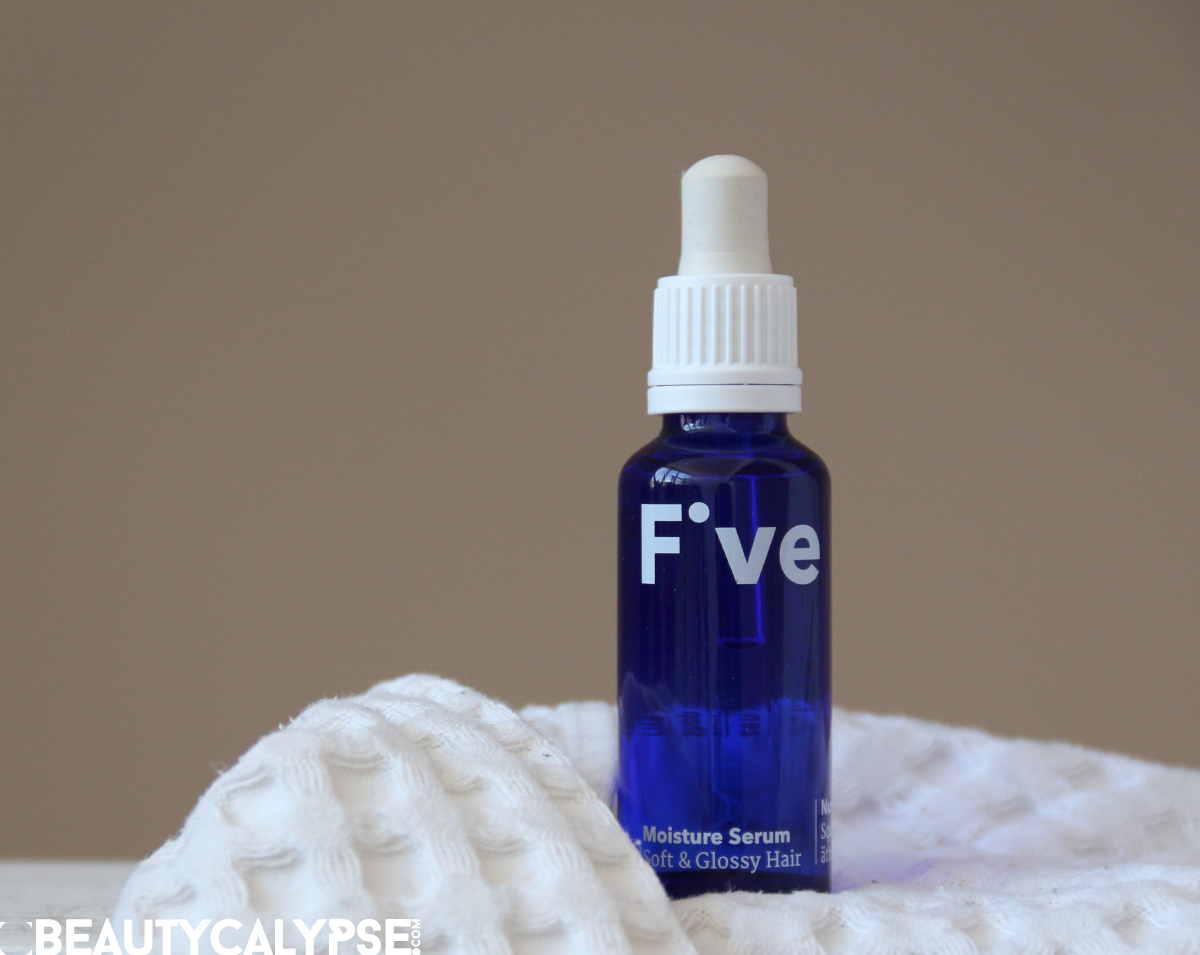 Five Skincare: vegan, natural, lightweight and beautifully scented (natural Neroli oil) 2-ingredient serum for skin and hair care