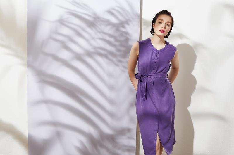 Summer 2018: dress, Lana Organic