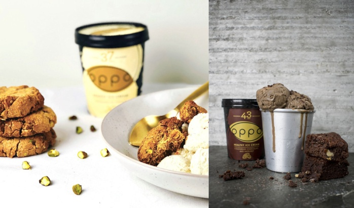 British award-winning ice cream brand Oppo is finally available in Germany