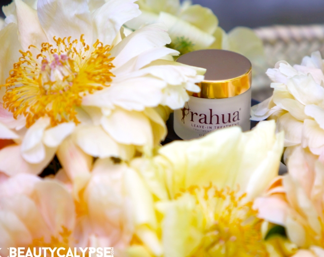 RAHUA Leave-In Conditioner, Revamped