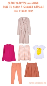 100% ethical summer wardrobe: tips and tricks!