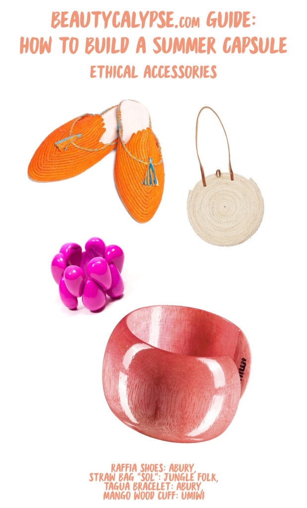 Ethical accessoires: Abury, Umiwi, Jungle Folk