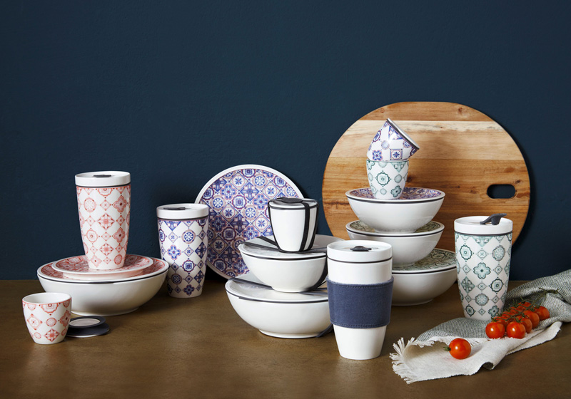 New: Villeroy & Boch Modern Dining and To Go collection
