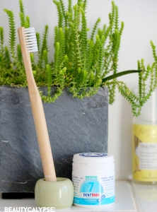 Sustainable toothbrush review: Hydrophil
