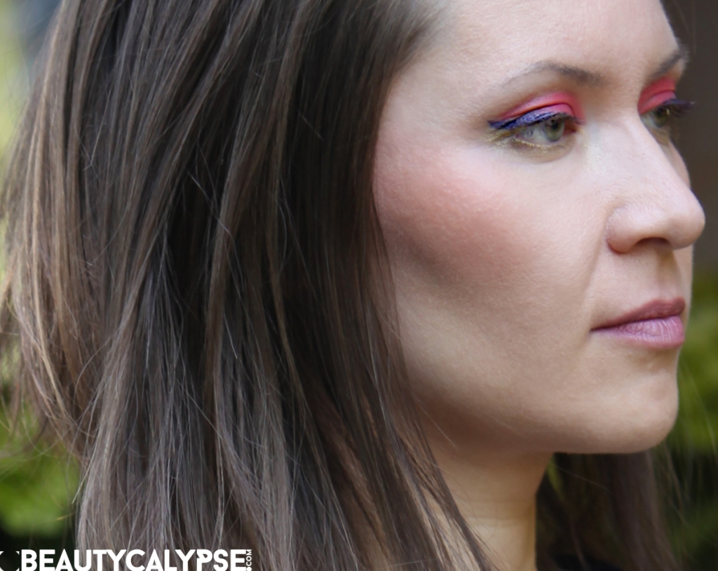 "Summer Party Signature Beauty Look ""GLOSSY RED"" by beautycalypse.com"