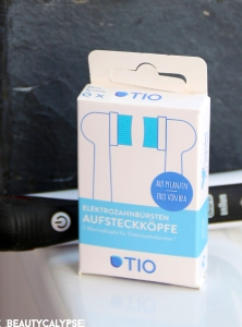 Product review Tiomatik for electric toothbrushes