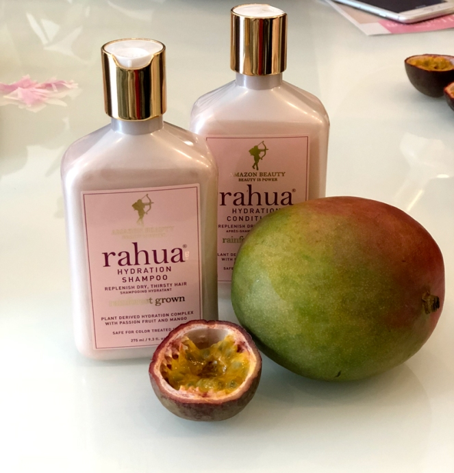 Hydration by Rahua with Mango Sugars and Passion Fruit