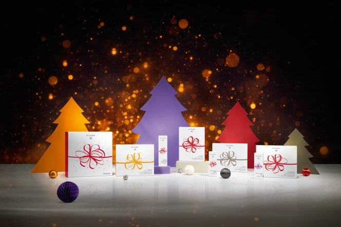 Dr Hauschka 2018 Christmas presents — organic cosmetics xmas gifts