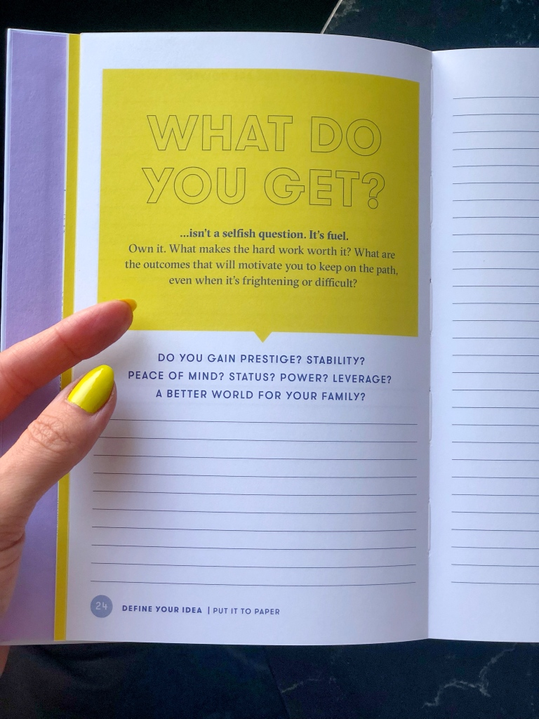 """Why """"green"""" entrepreneurs and ethical creatives get precious advice from FOCUS by Seth Godin"""