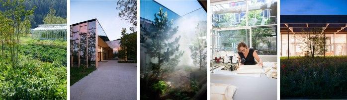 Grüne Erde Welt (World) in Austria: Architecture in love with Nature