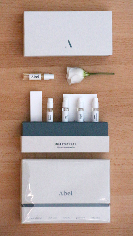 Natural Perfumes: 5 Tips On How To Choose And Get The Best Experience. Abel Discovery Set