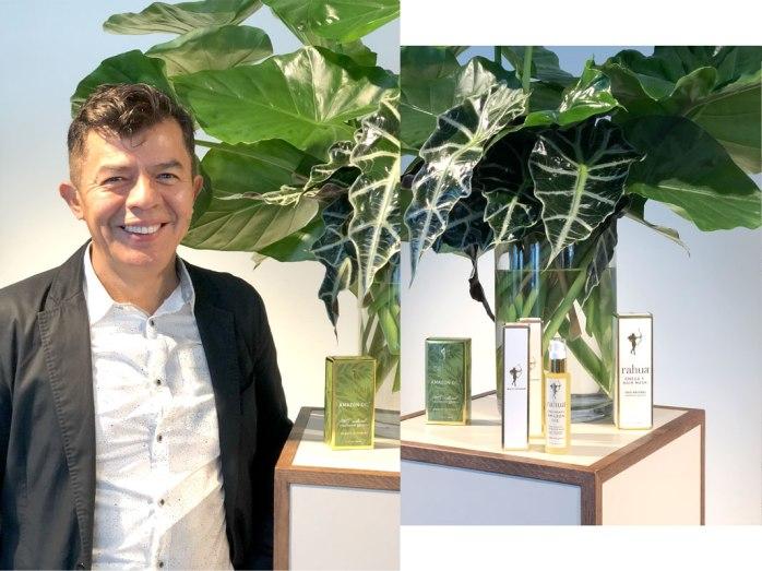 10 Years Rahua Amazon Beauty: Interview with Fabian Lliguin