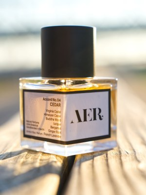 AER Accord No. 4: Cedar, @ beautycalypse studio