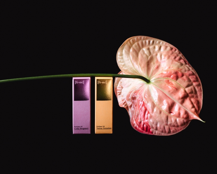 fine perfume roll-ons: organic, vegan, unisex, gorgeous