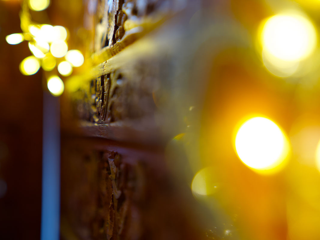 Eco-Friendly: LED fairy lights