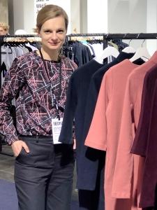 Mila.Vert designer Tina Logar Bauchmüller.