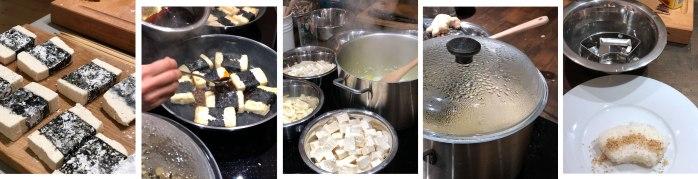 Impressions from Zen Cuisine: A Culinary Meditation. Kaoru Iriyama. Kitchen Impossible Berlin