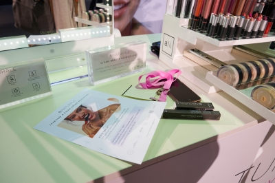 Au Naturale display, IBE Berlin