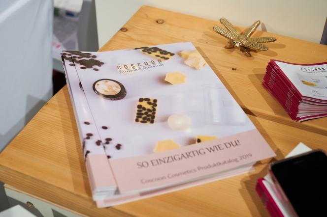Coscoon organic DIY skincare, IBE Berlin 2019
