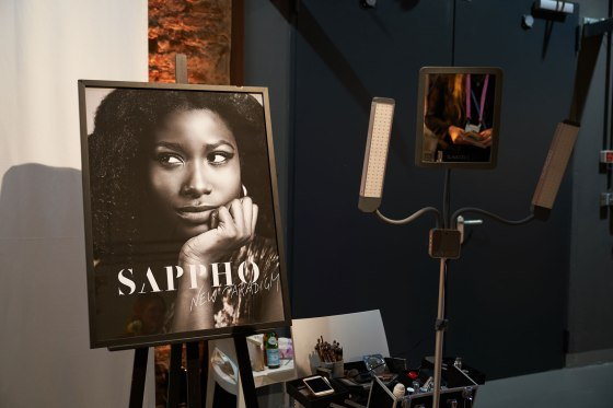 Sappho New Paradigm — IBE Berlin Green Beauty Highllights