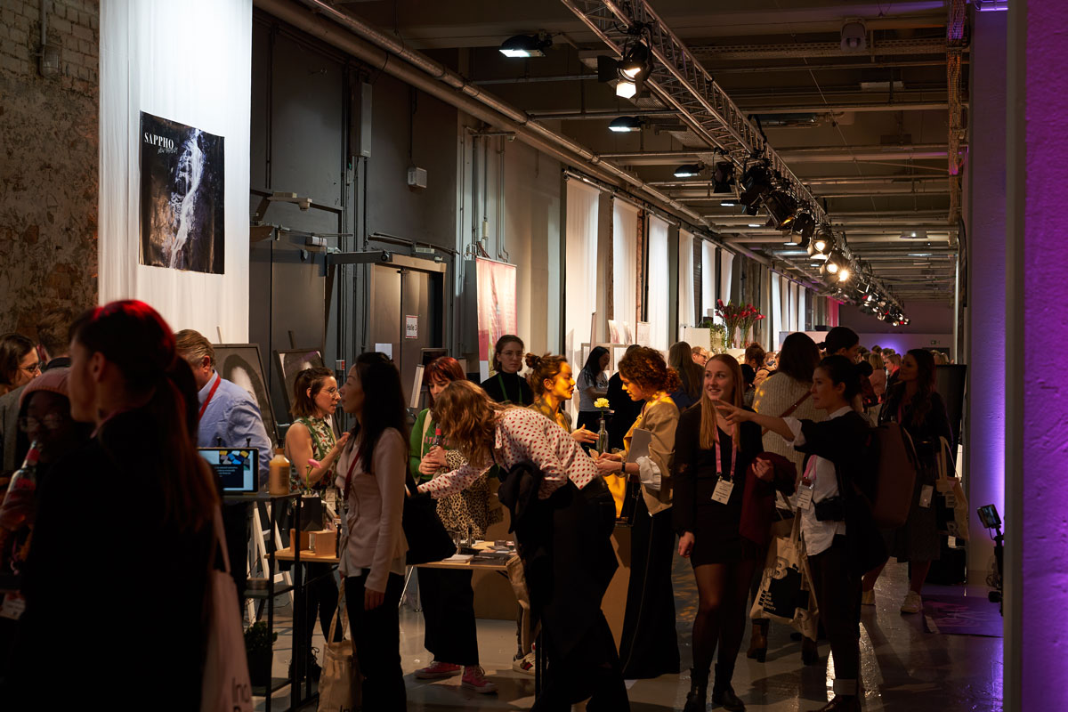 Trade Day visitors, IBE Berlin 2019
