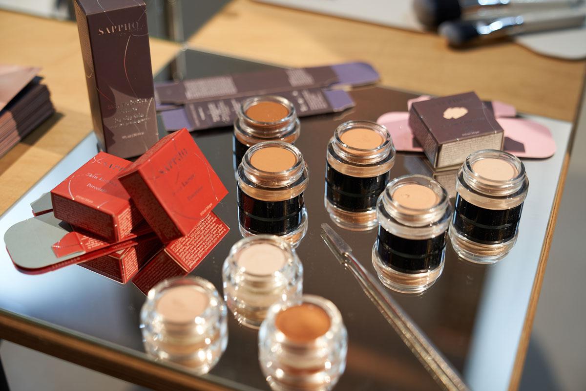 Sappho New Paradigm — IBE Berlin Green Beauty Highllights