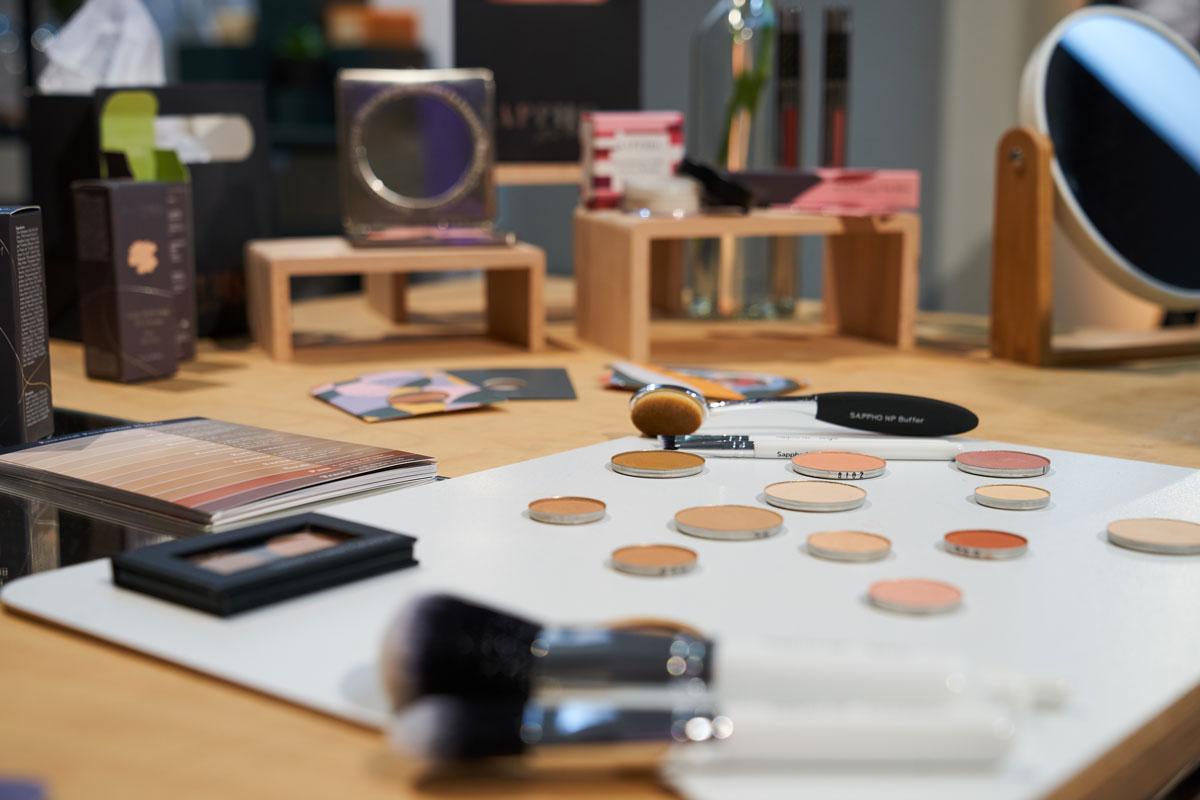 Sappho New Paradigm — Products at Display, IBE Berlin 2019