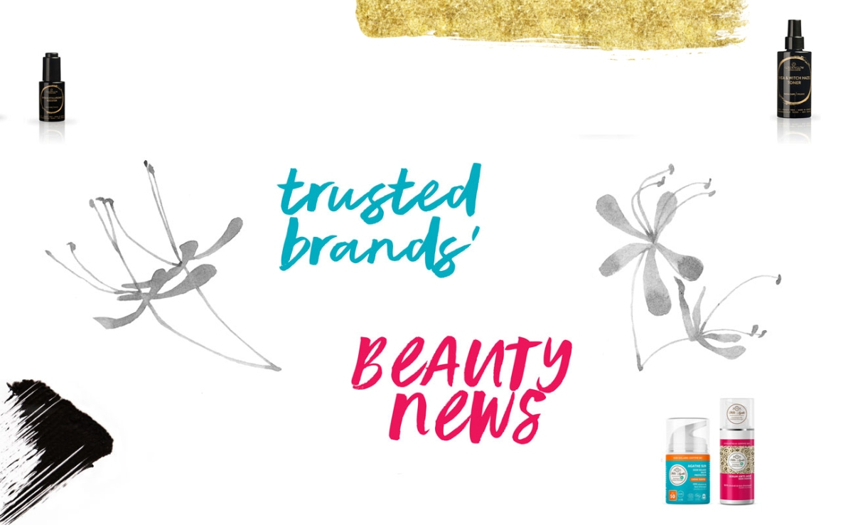 Trusted Brands' Beauty News In April