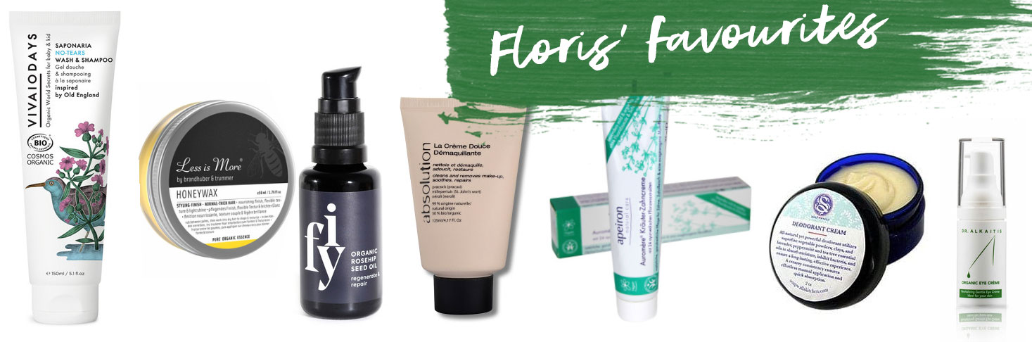 Organic Skincare For Men — With Floris van Onna | recomMENdations #14