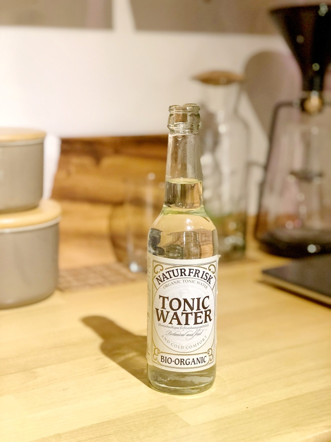 Natur Frist Organic Tonic Water