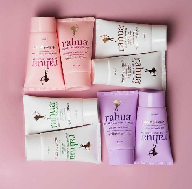 Green beauty news: Rahua Customizable Daily Hair Care Kit